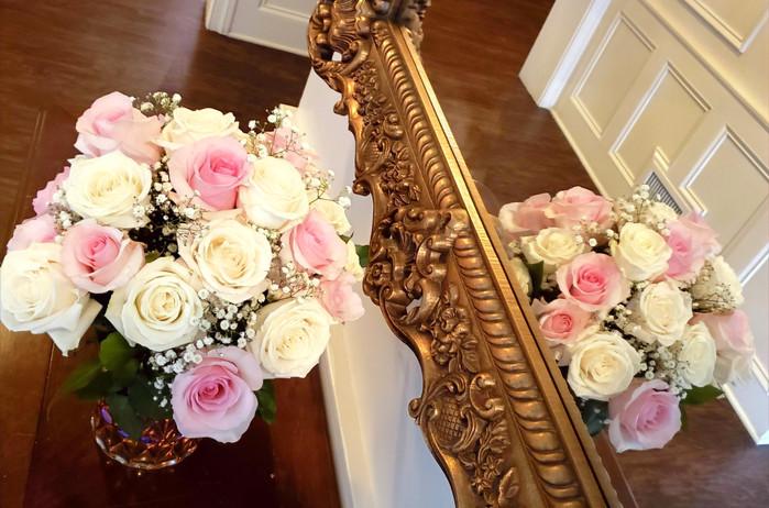Memorial flowers