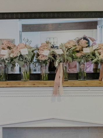 Brdial party bouquets