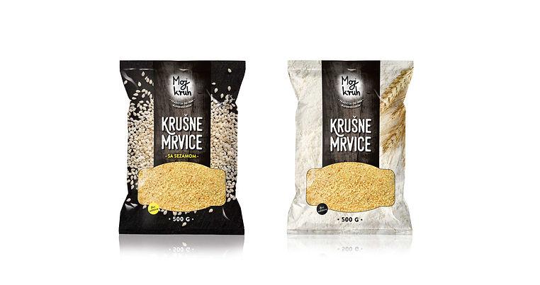 Moj Kruh - Packaging