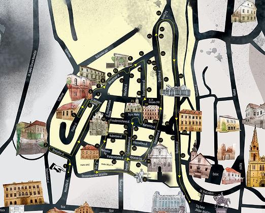 Gornji Grad Setnja - Illustration