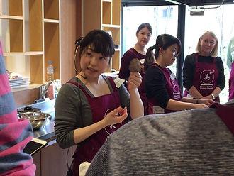外国人向け料理教室,ツアー.訪日外国人観光客,浅草,まるごとにっぽん,JTB,