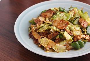 【レシピ画像】回鍋肉.JPG