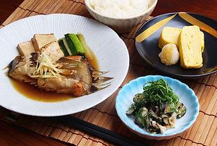【レシピ画像全体像】 カレイの煮付け.jpg