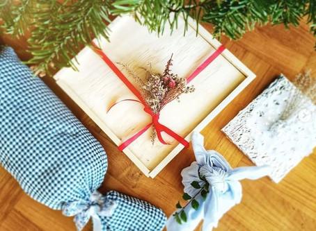 Eco-friendly gift wrap alternatives