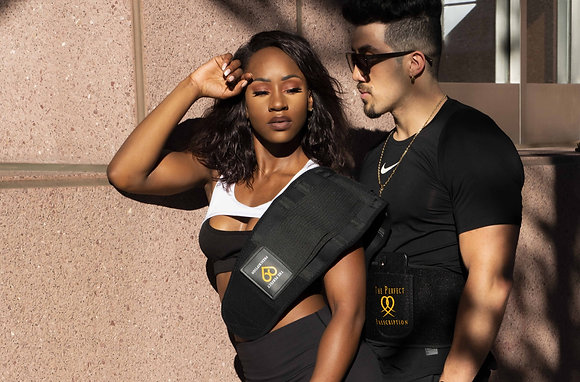The PPrX PRO Waist & Back Support Band - Unisex