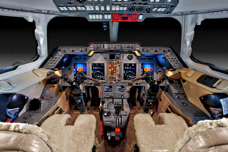 H900XP sn062 - Cockpit