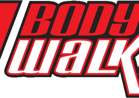 July BodyWalking Certification is on