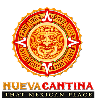 logo: la nueva cantina, that mexican place, will be providing mexican food