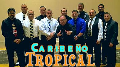 diverse latin music group caribeno tropical will perform LIVE at sabor latino