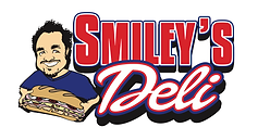 logo: smiley's dei in st. pete, florida will be providing puerto rican and cuban food