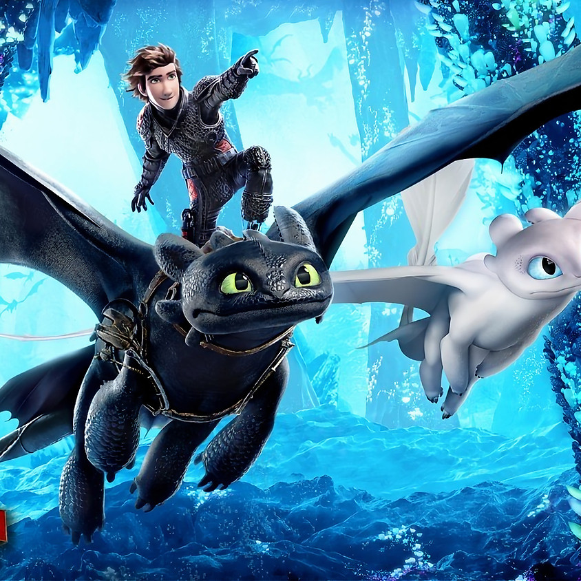 Family Night! How to Train Your Dragon 3, Adults:Trivia!