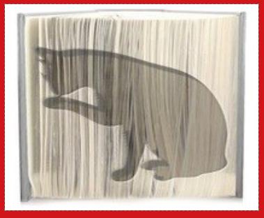 Craft Event: Folded Book Animals