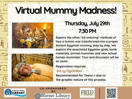 Virtual Mummy Madness