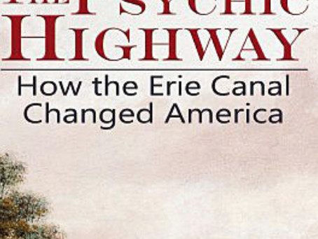 The Psychic Highway: Erie Canal