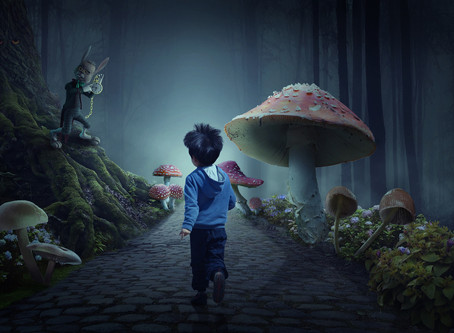 Escape from Wonderland!