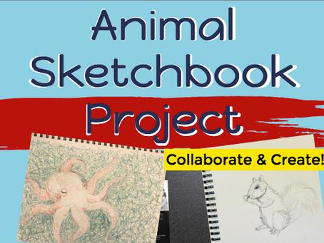 Animal Sketchbook Project