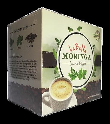 La Bella Moringa Stevia Coffee