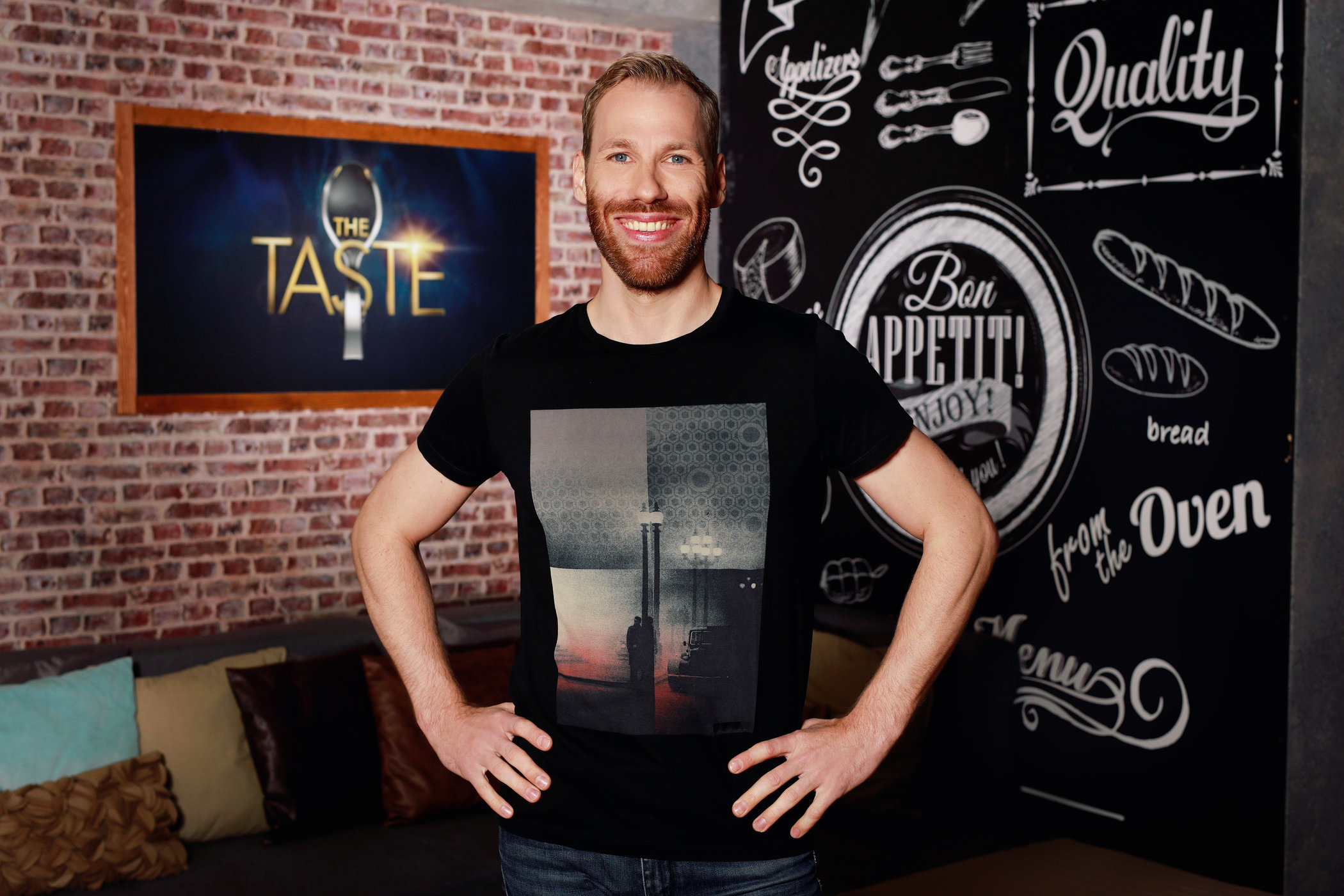 Lutz bei The Taste 2019