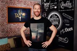 Lutz bei The Taste 2019