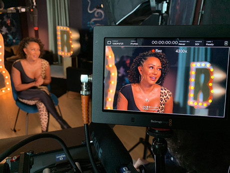 The BRITs - Interview with Mel B.