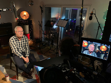 The BRITs - Interview with Sir Ben Elton