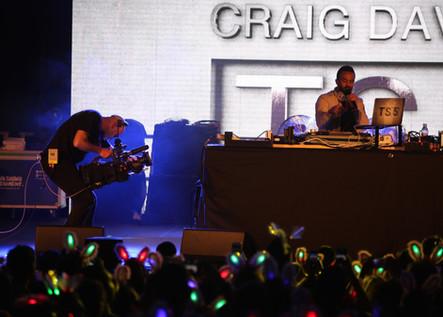 Craig David concert