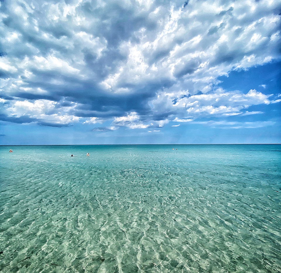 Tra mare e cielo