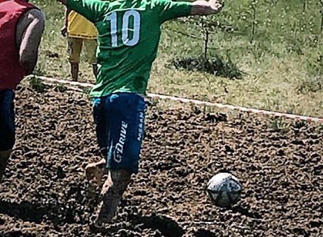 Кубок россии по Футболу на болоте  16 июня 2018г