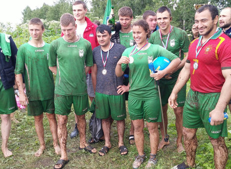 Чемпионат России по футболу на болоте  2016 (9.7.16)