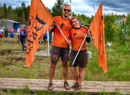 Чемпионат Мира по Футболу на болоте.  Финляндия 2017