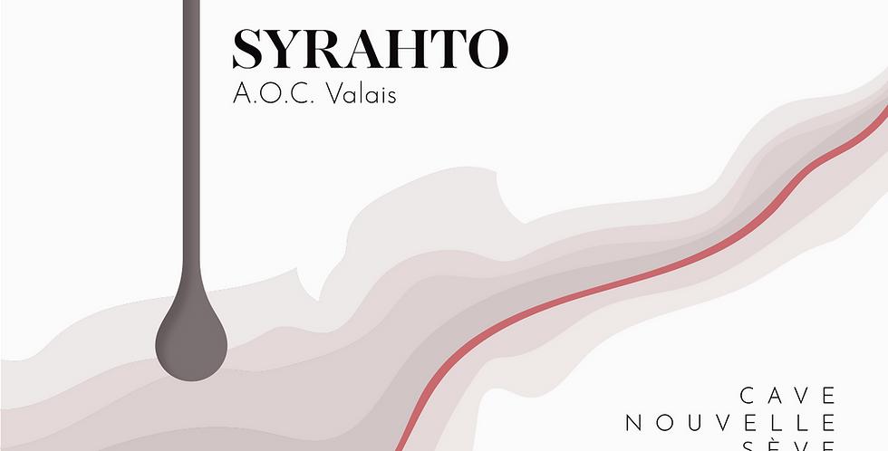 Syrahto en 50 cl