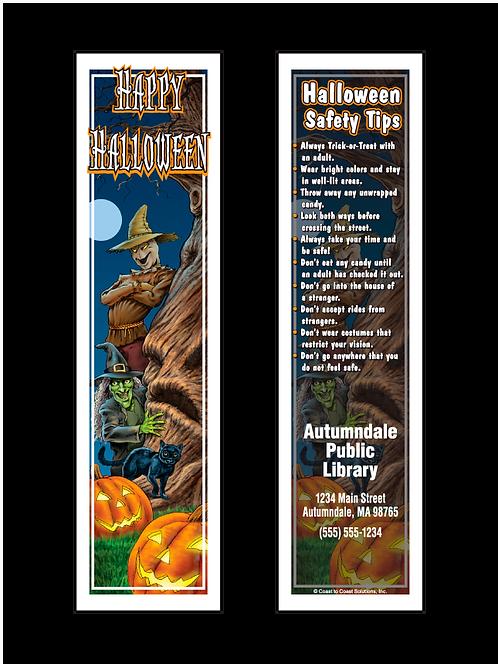 Halloween (Fall) Bookmark