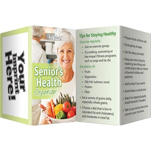 Senior's Health Organizer