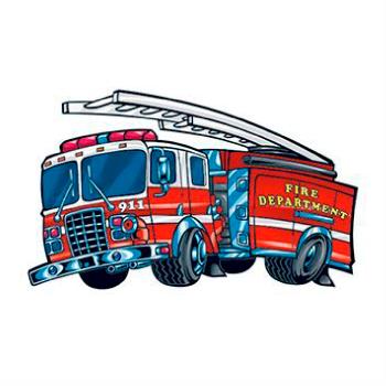 Fire Engine Tattoo