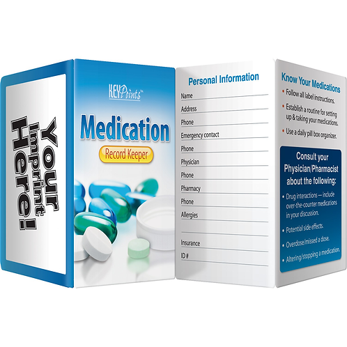 Medication Record Keeper