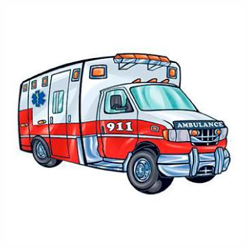 Ambulance Tattoo