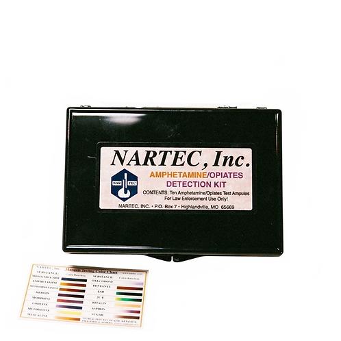 Nartec Amphetamine-Opiates Detection Kit
