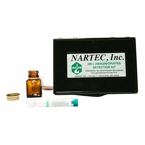 Nartec Heroin-Opiates Detection Kit