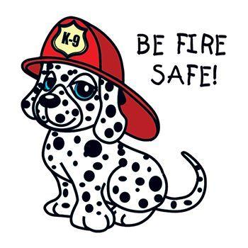 Be Fire Safe Tattoo