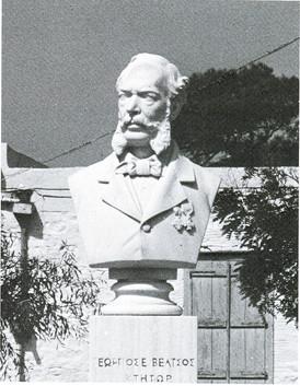 Γ. Βιτάλης, Προτομή Γ. Βέλτσου (1810-188