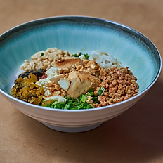 Tofu Rice Noodle w/ Pork