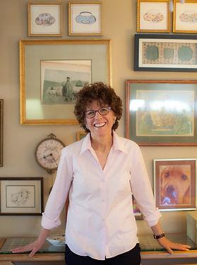 Peggy Burdick. the financial whisperer
