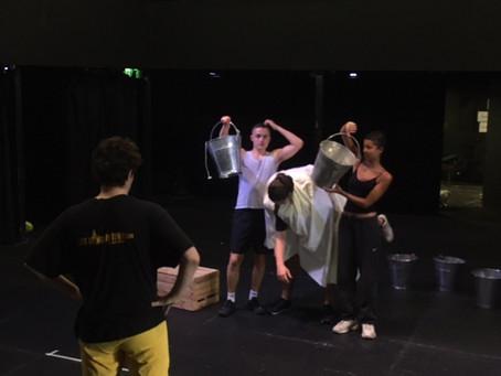 Rehearsals well under way!