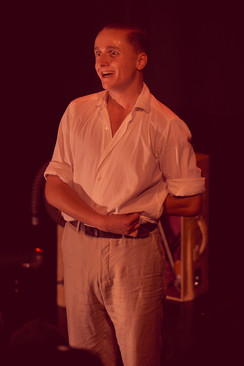Production image from 'Our Man in Havana' 2018