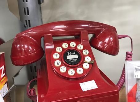 Ring ring...