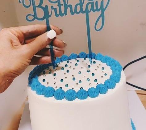 עוגת יומולדת קלאסית