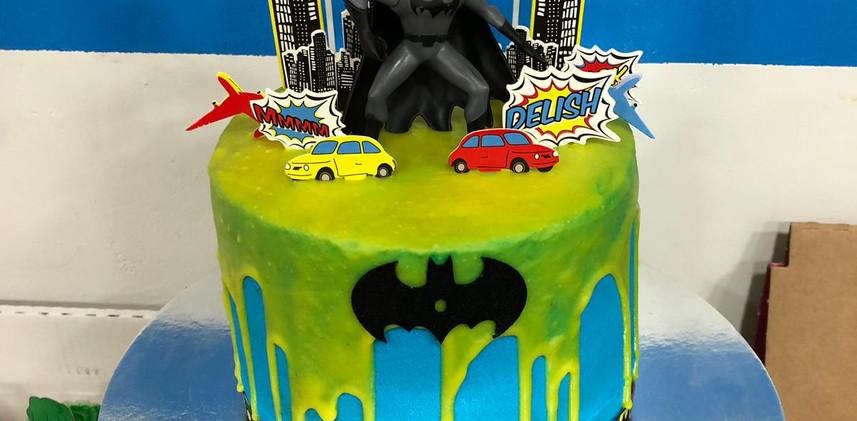 עוגת גיבורי על