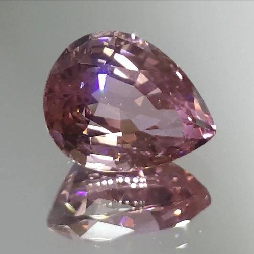 US$220 P/C, Natural Pink Tourmaline 10 carats loose gemstone from Brazil