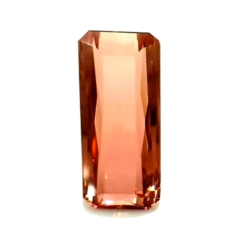 21.42 ct Bi Color Tourmaline from Brazil
