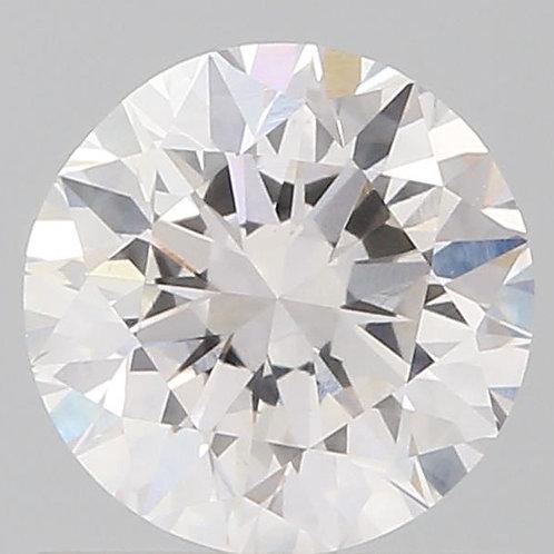 1.0 carat  Faint Pink Brown Diamond GIA certified